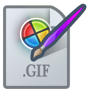 128x128px size png icon of PictureTypeGIF