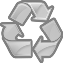 128x128px size png icon of TrashEmpty