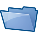 128x128px size png icon of FolderEmpty