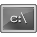 128x128px size png icon of Prompt