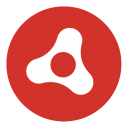 128x128px size png icon of App Adobe Air