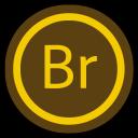 128x128px size png icon of App Adobe Bridge