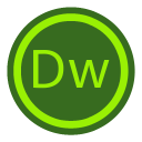 App Adobe Dreamweaver Icon