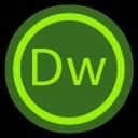 128x128px size png icon of App Adobe Dreamweaver