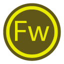 128x128px size png icon of App Adobe Firework