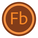128x128px size png icon of App Adobe Flash Builder