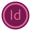 128x128px size png icon of App Adobe Indesign