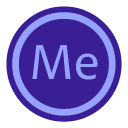 128x128px size png icon of App Adobe Media Encore