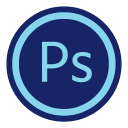 128x128px size png icon of App Adobe Photoshop