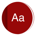128x128px size png icon of App Dictionary