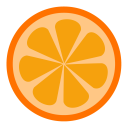 128x128px size png icon of App Orange Player