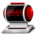 128x128px size png icon of Clock Date Time