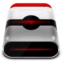 128x128px size png icon of Device Harddisk
