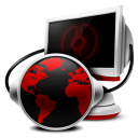 128x128px size png icon of My Workgroup