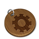 128x128px size png icon of Woody work