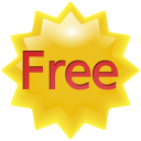 128x128px size png icon of free