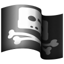 128x128px size png icon of pirate bay