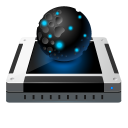 128x128px size png icon of network disconnected