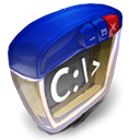 128x128px size png icon of App Command Prompt