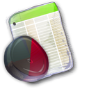 App Office Spreadsheet Icon