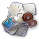 128x128px size png icon of App PaperEdit