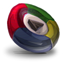 128x128px size png icon of App Windows Media Player