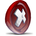 128x128px size png icon of Delete 2