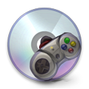 128x128px size png icon of Device Game Cd