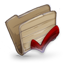 128x128px size png icon of Folder Folder Options