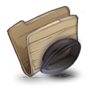 128x128px size png icon of Folder Java