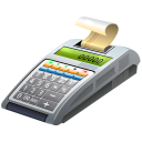 128x128px size png icon of Cash register