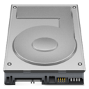 128x128px size png icon of harddrive