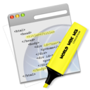 128x128px size png icon of Validate Yellow