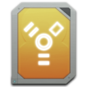 128x128px size png icon of drive external firewire