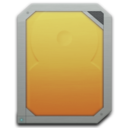 128x128px size png icon of drive external