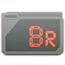 folder adobe bridge Icon