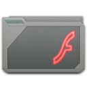 folder adobe flash alt Icon