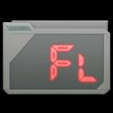 128x128px size png icon of folder adobe flash