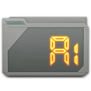 folder adobe illustrator Icon