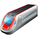128x128px size png icon of 1 Normal Train