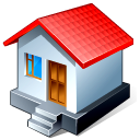 128x128px size png icon of 2 Hot Home