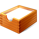 128x128px size png icon of 2 Hot Paper Box