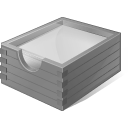 128x128px size png icon of 4 Disabled Paper Box
