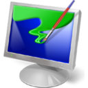 128x128px size png icon of Vista (1)