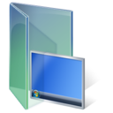 128x128px size png icon of Vista (66)
