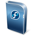 128x128px size png icon of Fedora Box