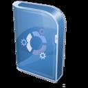 128x128px size png icon of Kubuntu Box