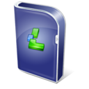 128x128px size png icon of Linspire Box