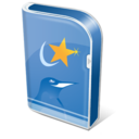 128x128px size png icon of Mandriva Box