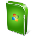128x128px size png icon of Win XP Family Box